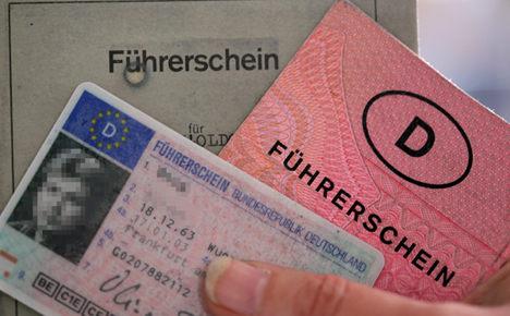 how canadians can get a german driver s license berlin hellobonjour. Black Bedroom Furniture Sets. Home Design Ideas